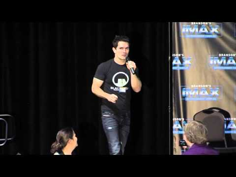 Sam Witwer Full Panel from Visioncon 2016