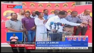 Jubilee wapiga kambi Malindi wakiongozwa na Aden Duale