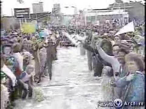 1985 Royals Victory Parade