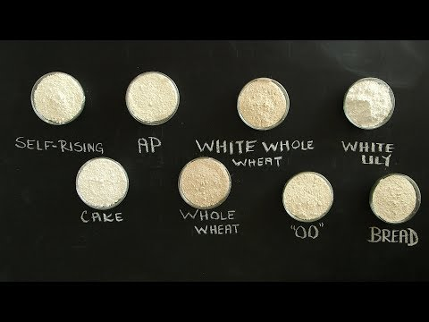 Understanding Different Flours and When to Use Them- Kitchen Conundrums with Thomas Joseph