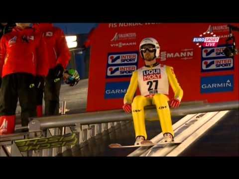 World Championship Falun 2015 Ski Jumping Men HS 134 1st Round