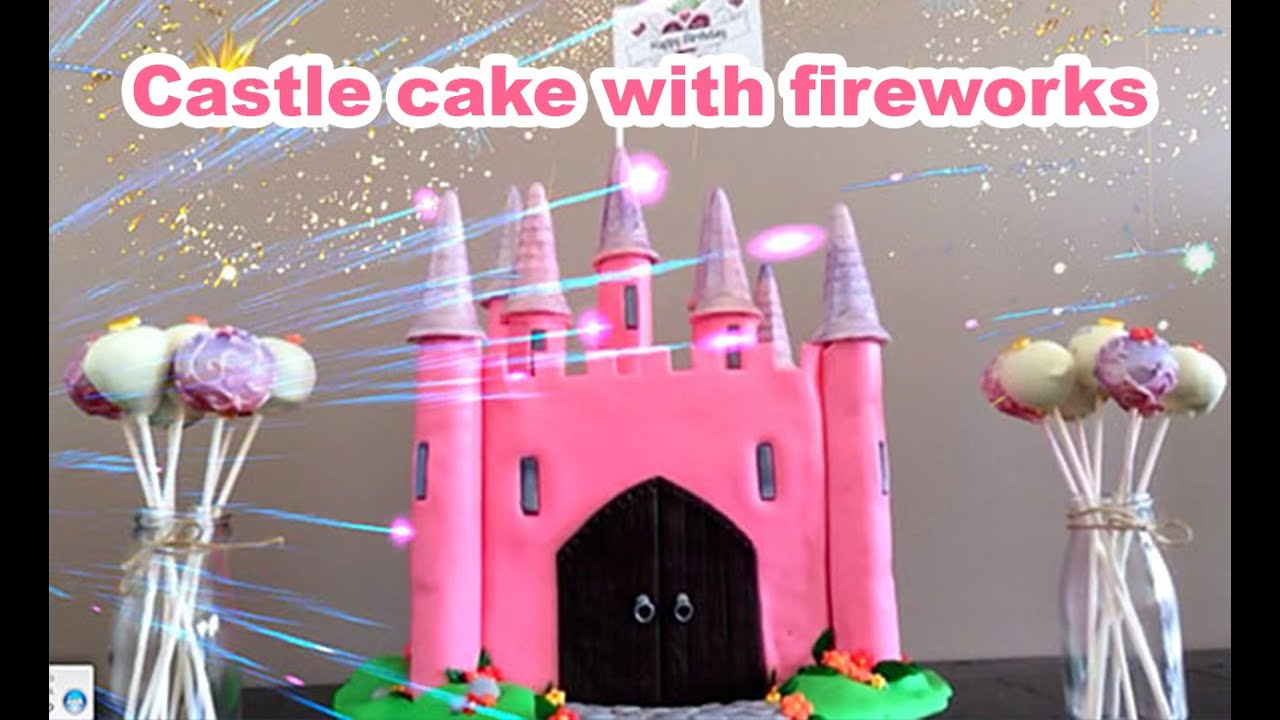 Recipes for castle birthday cake