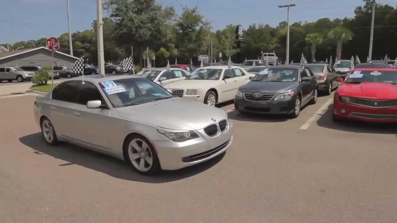 Autolines BMW Series I Walk Around Review Test Drive - 2009 bmw 528xi