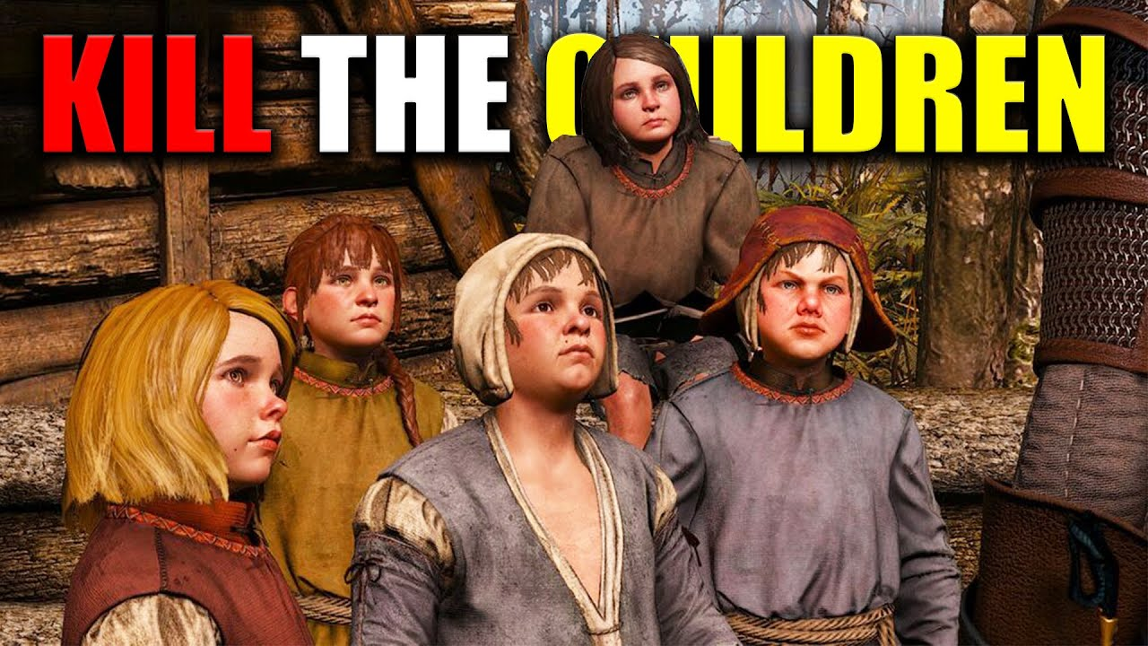 Download Why You Should Sacrifice The Children of Crookback Bog In The Witcher 3 - The Whispering Hillock