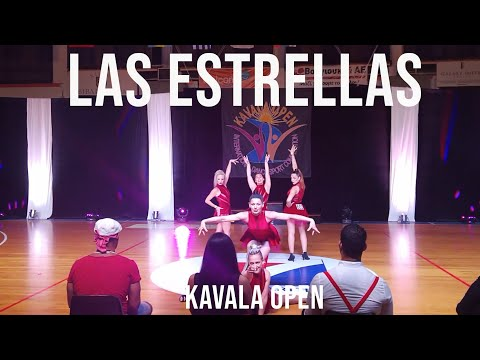 Quimbara~ Estrellas~Salsa Ladies Styling~Kavala Open