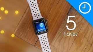 5 favorite watchOS 5 features! [9to5Mac]
