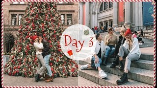 VLOGMAS DAY 3 // Gossip Girl Sightseeing!