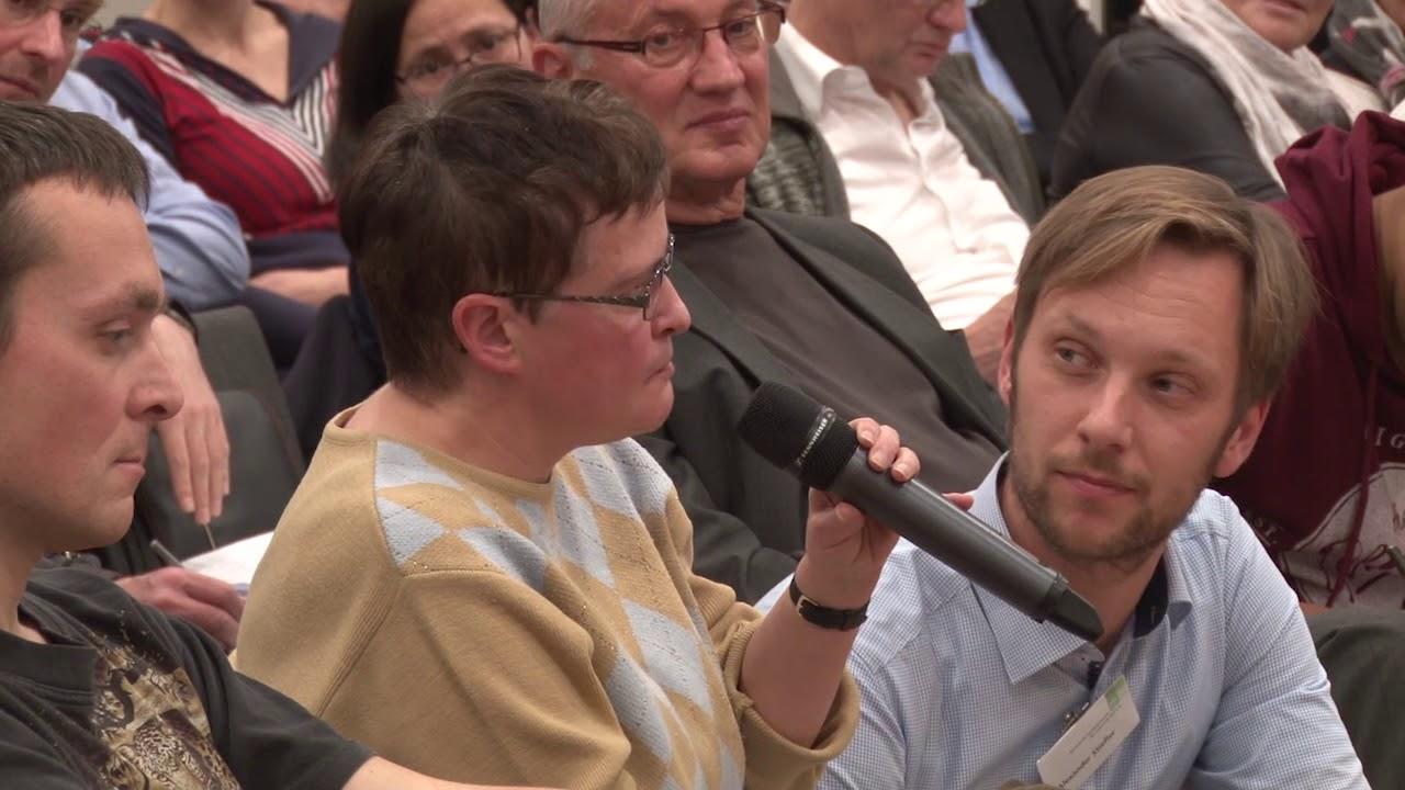 Youtube Video: Donnerstagsgespräch: Wie tickt Sachsen? Teil 2