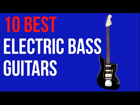 Download Youtube: Best Electric Bass Guitars 2017 | 10 Best Electric Bass Guitars