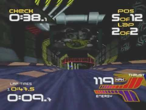 wipeout 2097 pc