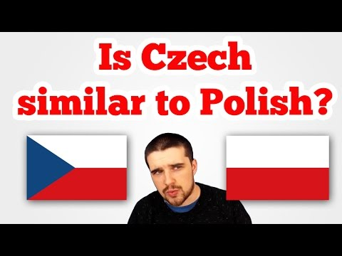 Is Czech similar to Polish?