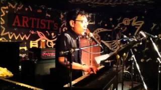 「Cymbals/久保田利伸」森本浩&ivy LIVE