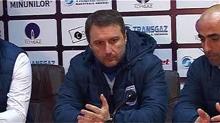 Devis Mangia dupa Gaz Craiova 0-0 | novatv.ro