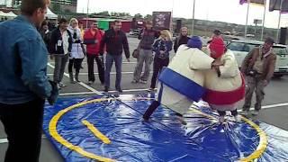 борьба сумо.AVI