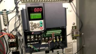 Pump Variable Frequency Drive Retro Project - Part 2