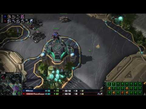 Coaching Diamond Zerg - Defending Drops and Pressure - ZvT