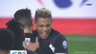 Monaco VS Lyon 2 /3 24 01 2018 HD   3/2 ملخص مبارة مونكو ليون