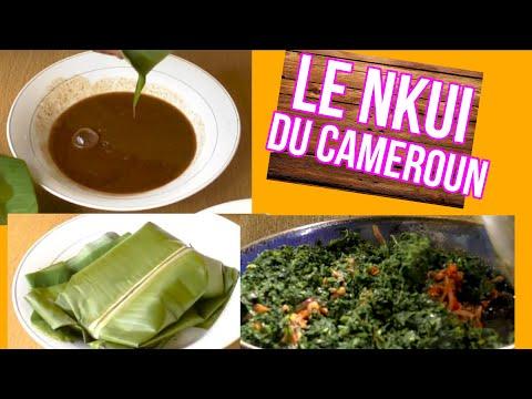 comment-preparer-le-nkui,-le-couscous-et-legumes-bamileke-(sauce-gluante)-#237