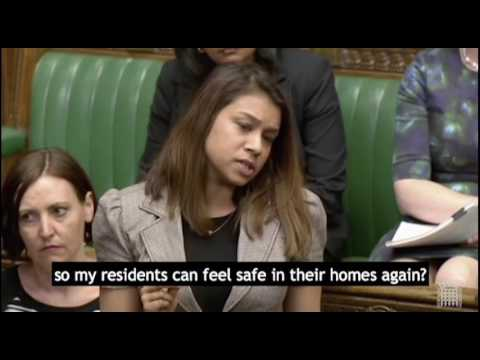 Camden New Journal: Tulip Siddiq calls for Belsize Fire Station to re-open
