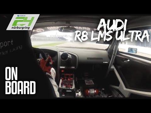 Frank Stippler | Onboard | Audi R8 LMS ultra | #4 Phoenix Racing | 2013 | ADAC Zurich 24h-Rennen