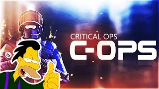 Vídeo Critical Ops