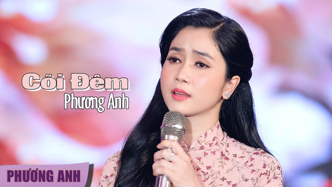Cõi Đêm - Phương Anh (Official MV)