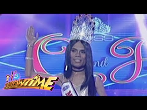 It's Showtime Miss Q & A: Marigona Dona Dragusha enters semifinals!