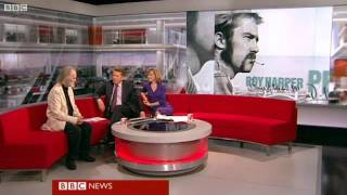 Roy Harper - BBC Breakfast - 19.09.11