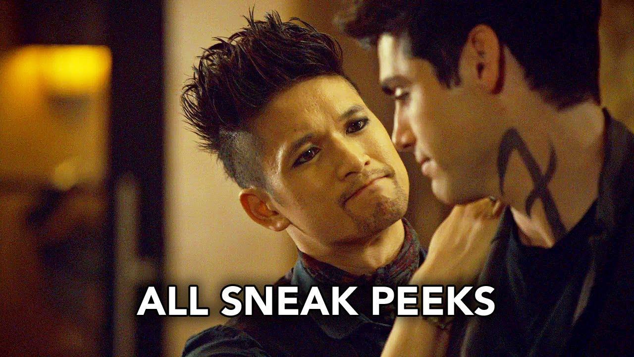 "Download Shadowhunters 3x04 All Sneak Peeks ""Thy Soul Instructed"" (HD) Season 3 Episode 4 All Sneak Peeks"