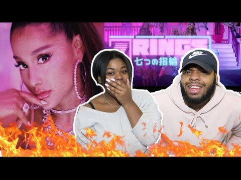 ARIANA SNAPPED!!! 🔥🔥   Ariana Grande - 7 rings   REACTION!!