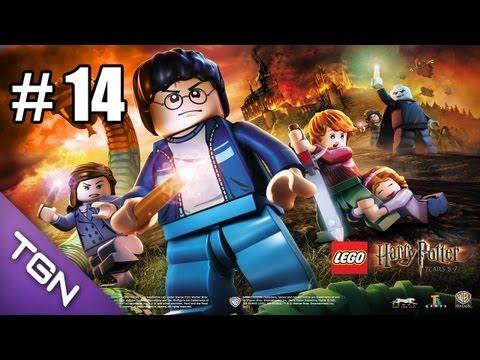 Lego Harry Potter Años 5-7 - Capitulo 14 - HD 720p
