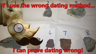 Re - Radiometric Dating Debunked in 3 Minutes