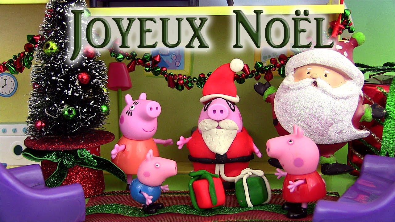 Peppa pig no l 2015 p te modeler play doh christmas - Peppa cochon noel ...