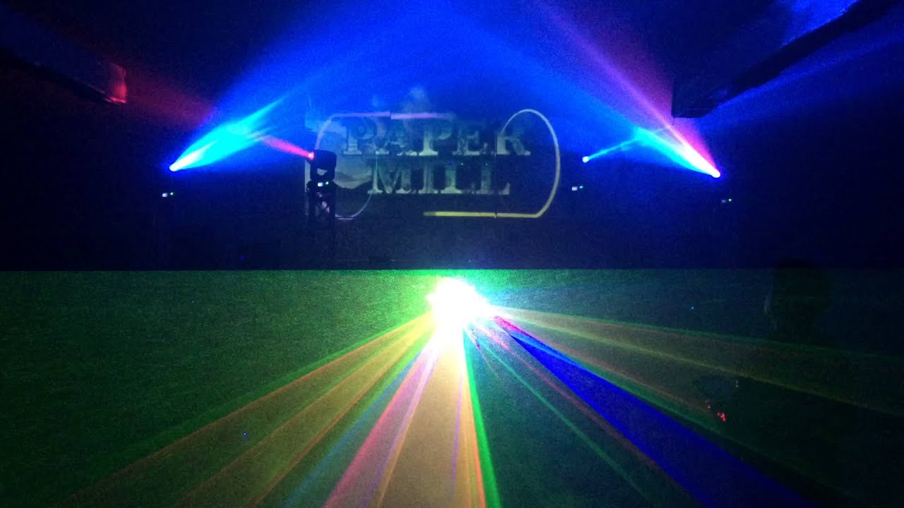 Rave Party Lighting Setup By Dj Sounds