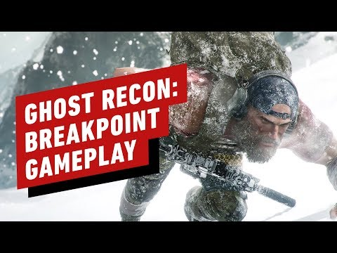 13 Minutes of Ghost Recon: Breakpoint Gameplay - First Look