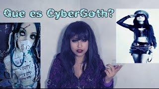 Cyber Goth, Historia, gustos, vestimenta, que es? | Recuerda Bajar el Volumen en el Intro!!