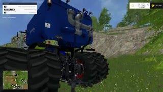 Heute stelle ich euch den Kotte Garant Guellebehaelter XST 15000 V 1.0 SP Mod für Landwirtschafts Simulator 15 vor.