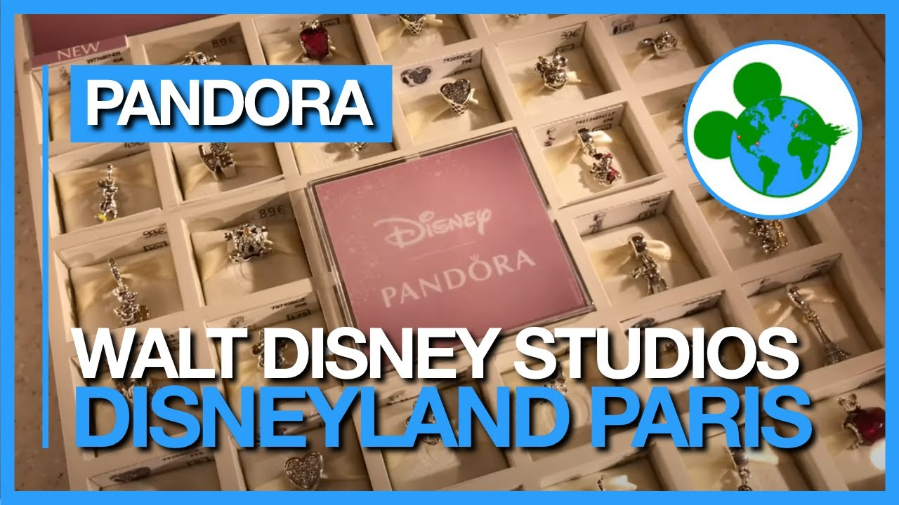 exclusive disney park pandora charms 2019