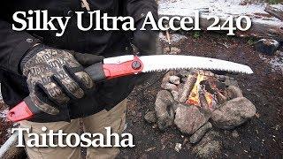 Silky Ultra Accel 240: Tehokas taittosaha!
