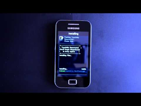 How To update Samsung S5830i Galaxy Ace To KitKat Android