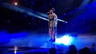 [Full HD] The Voice UK Semi-Final : Ruth Brown - The Voice Within Live Show