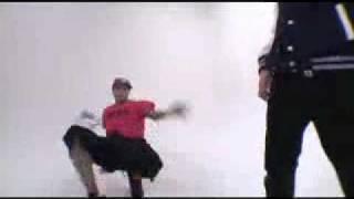 chris brown and adam sevani dance
