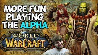 World Of Warcraft Legion: More Alpha Fun!