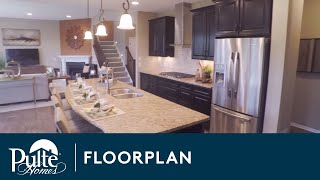 New Home Designs | Two Story Home | Castleton | Home Builder | Pulte Homes