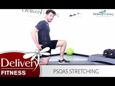 #50 - PSOAS STRETCH - DELIVERY TRAINING