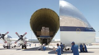 This Ugly Plane Helped NASA Going to The Moon: Aero Spacelines Super Guppy Story