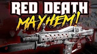 RED DEATH MAYHEM CHALLENGE!!! (FUNNY DESTINY GUN CHALLENGE)