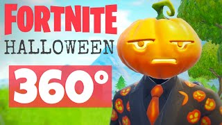 Halloween Fortnite 360 video VR Box Fortnitemares Google Cardboard SBS 3D