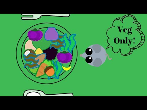 Mope.io BUT I Can't Eat Prey !! (Except Eagles - Screw Eagles)
