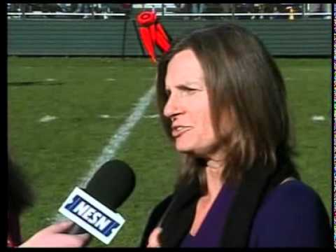 Suzanne Coffey and Lisa Melendy Sideline Interview